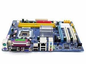 Gigabyte-GA-945GCM-S2L-Matx-Computer-Motherboard-Intel-Socket-Socket-LGA-775