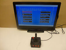 Atari Play TV Games Console Joystick with 10 Games