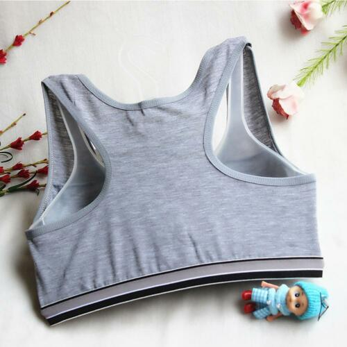 Women Sport Bra Gym Running Padded Fitness Tank Stretch Workout Underwear new