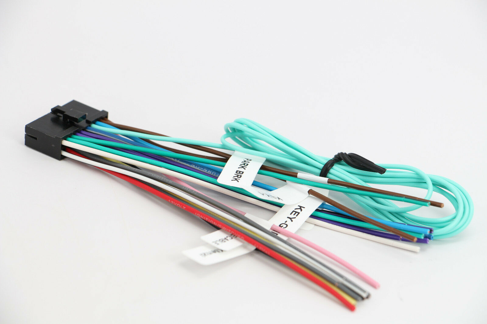 Xtenzi Wire Harness for Boss Radio DVD Navigatio Speaker Power Plug CD Mp3  Dv... for sale online | eBayeBay