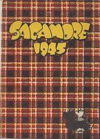1945 ROOSEVELT HIGH SCHOOL YEARBOOK, SAGAMORE, MINNEAPOLIS, MINNESOTA