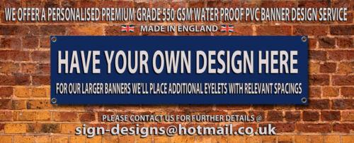 THE WORLDS FASTEST INDIAN WATERPROOF 550GSM GRADE PVC BANNER.GARAGE,WORKSHOP.