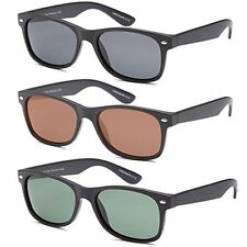 c5b867c78b9 Gamma Ray Polarized UV400 Classic Style Sunglasses with Mirror Lens