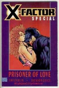X-FACTOR-SPECIAL-PRISONER-OF-LOVE-Jim-Starlin-NM-more-in-store