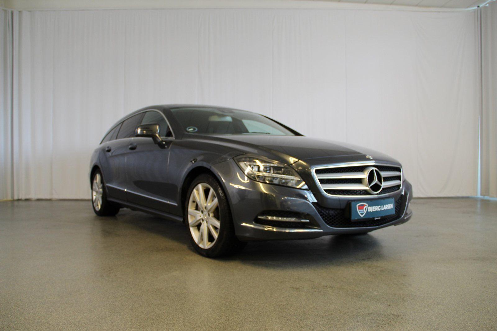 Mercedes CLS350 3,0 CDi SB aut. BE 5d - 4.975 kr.