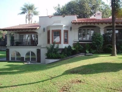 Casa en Venta Cuernavaca Morelos 5000 m2
