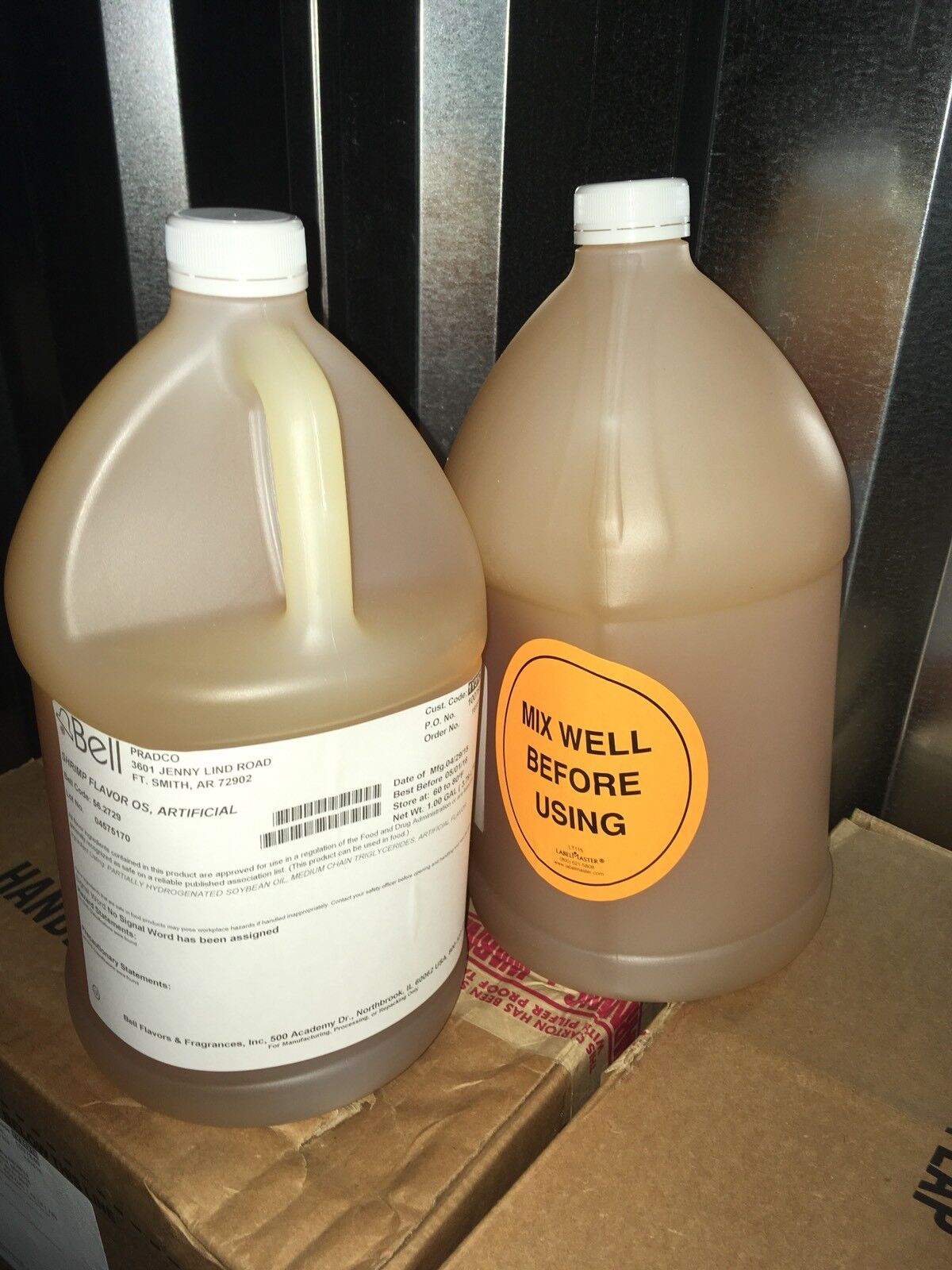 1 GALLON SHRIMP SCENT CONCENTRATED YUM LPT BIOLOGICAL  ENZYME ATTRACTANT BULK OIL  with 60% off discount