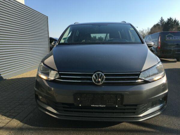 VW Touran 1,6 TDi 115 Comfortline Van - billede 4