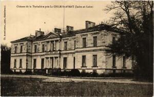 CPA AK La CELLE-St-AVANT Chateau de la Turbaliere (611746)