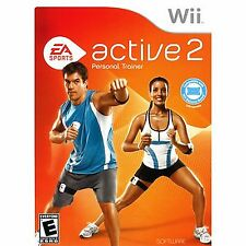 EA SPORTS ACTIVE 2 Wii - Game only!
