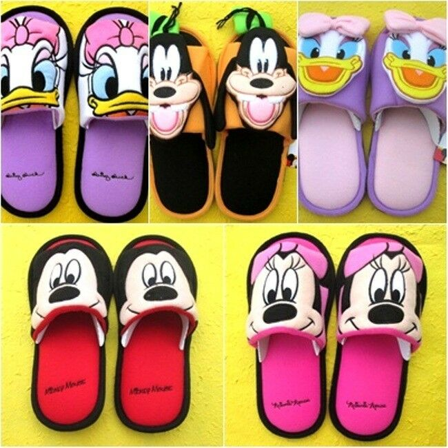 Men-Minnie Mouse Daisy Duck Goofy