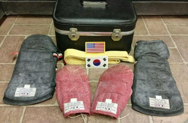 Kyokushinkai bag mitts Kyokushin Karate Gloves