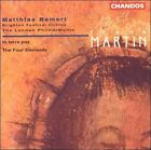 Frank Martin: In terra pax; The Four Elements (CD, May-1996, Chandos)
