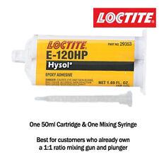 Loctite Ea Hysol E 120hp Toughened Non Sag 120 Min Epoxy 50ml Cartridge