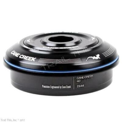 Black Cane Creek 40 Forty ZS44 44//28.6//8mm Short Cover Top MTB Bike Headset