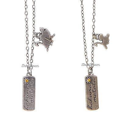 """/""""Hakuna Matata/""""Necklace.."""