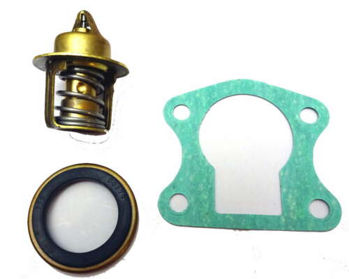 FORCE BY MERCURY F664068 THERMOSTAT KIT FITS 70 75 85 90 120 150 1990 THRU 1999