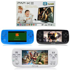4.3' MP5 MP3 Player 4GB Portable 3D Console Game Audio Video Kid Educational Toy