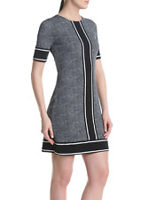 MICHAEL Michael Kors Stingray Border Dress  Size M MSRP $98.00