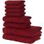 thumbnail 38 - Towel Set 8 Piece Set Bath Towel Hand Towel Washcloth Also in Lot Qute Towels