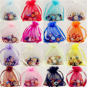 25-100pcs-Drawable-Organza-Bag-Favor-Wedding-Gift-Bag-Jewelry-Packaging-5-Size