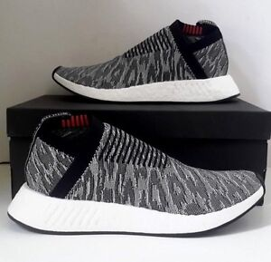 cfdd56803 Adidas Men NMD CS2 Primeknit black core black future harvest BZ0515 ...