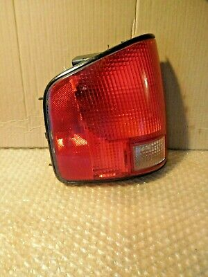 chevy s10 tail light wiring 94 2003 chevy s10 s15 gmc sonoma left tail light brake w wiring  94 2003 chevy s10 s15 gmc sonoma left