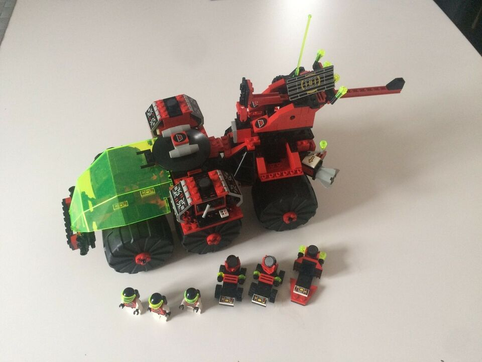 Lego Space, 6989 Mega Core Magnetizer