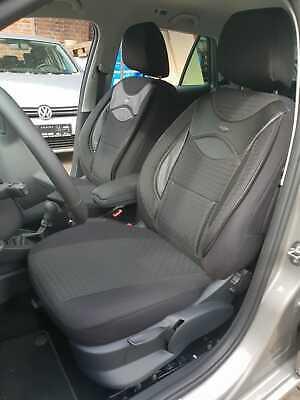 MAß Schonbezüge Sitzbezug Sitzbezüge Mercedes W639 Fahrer /& Beifahrer 901