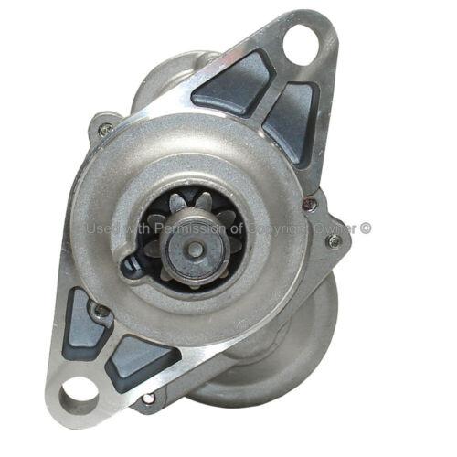 Starter Motor-New Quality-Built 17728N Reman