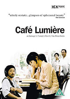 1 of 1 - CAFÉ LUMIERE - DVD - REGION 2 UK