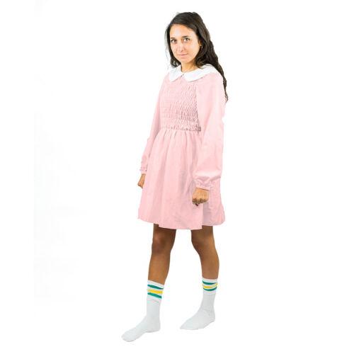 Chaussettes incluses Déguisement Eleven Fille