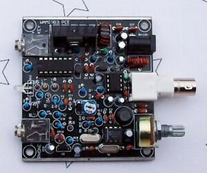 Frog-Sounds-HAM-Radio-QRP-Kit-Telegraph-CW-Transceiver-Receiver-Radio-Station-V3