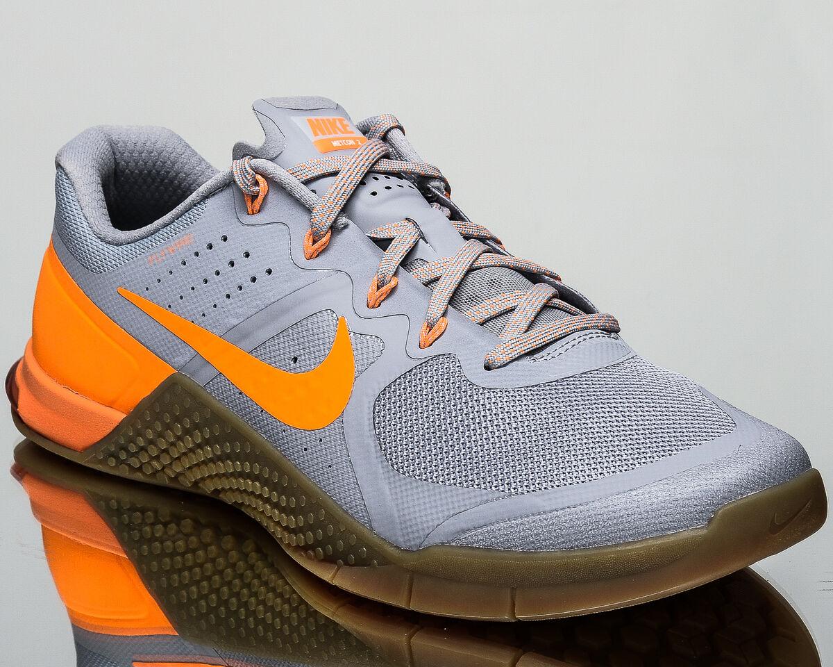 Nike Metcon 2 gym II men training train gym 2 Turnschuhe schuhe NEW wolf Grau 819899-005 c44cc4