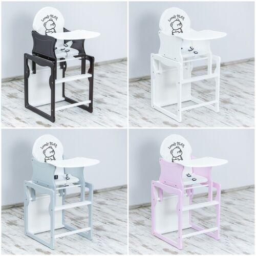 Seggiolino pappa bimbo novità  diventa sedia più tavolino varie fantasie offerta