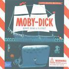 Babylit Book and Playset Moby-Dick von Jennifer Adams und Alison Oliver (2015, Gebundene Ausgabe)