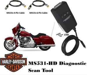 harley diagnostic scan tool