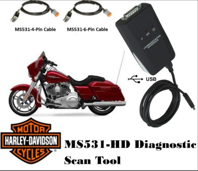 Harley-Davidson MS531HD