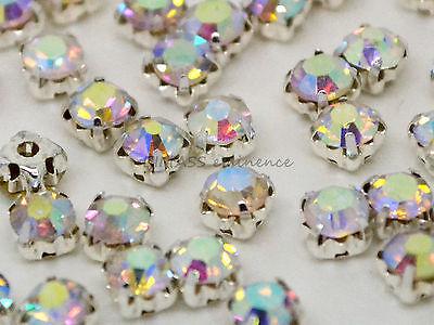 EIMASS® Grade A Sew on / Glue on, Cut Glass Crystals,Rhinestones,Gems, 3555