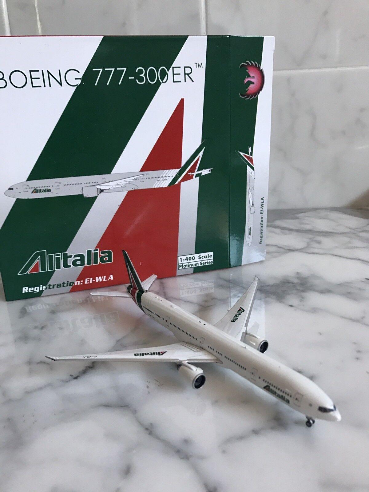 Phoenix 1 400 Alitalia B777-300 ER