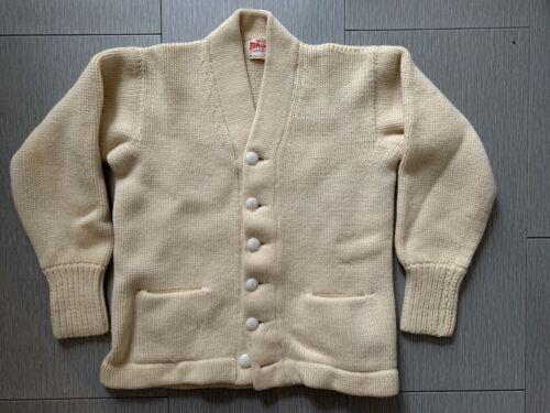 Vintage 1940's W.H. Brine Varsity Wool Letterman S