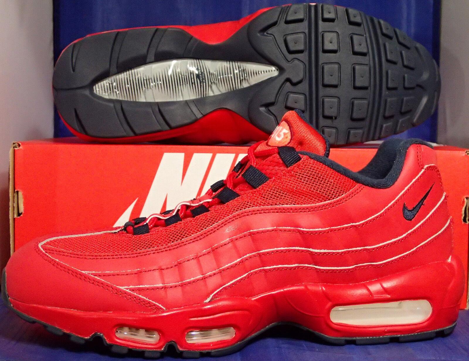 Nike air max 95 usa id rote marine usa 95 sz 10 (818592-992) 7bab91
