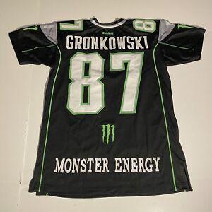 black gronkowski jersey