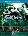 Grimm Season Two 0025192168734 Blu-ray Region a