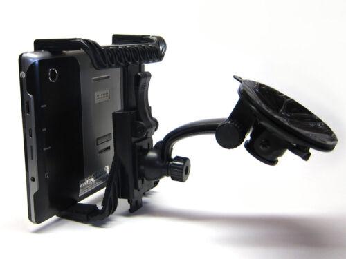 Car Windshield Suction Mount Holder Bracket For Rand McNally TND 700 710 GPS
