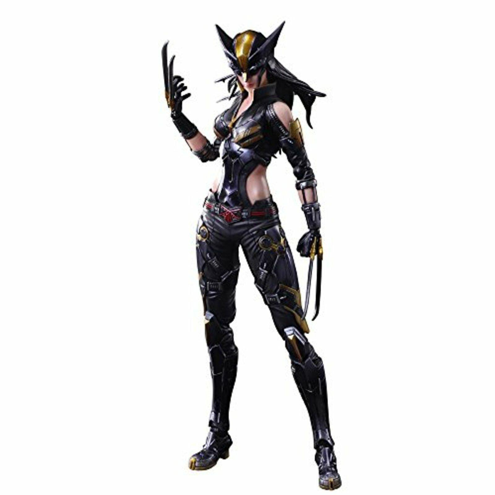 Square Enix Marvel Universe Variant Play Arts Kai X-Men X-23 Action Figure F S