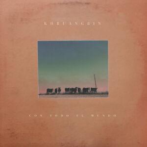 Khruangbin-Con-Todo-El-Mundo-Vinyl-LP-amp-Download-New-amp-Sealed