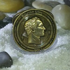BolivarCoin-bitCoin-Physical-Cryptocurrency