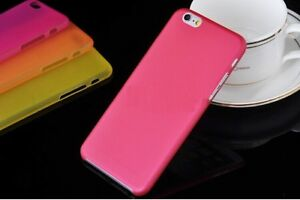iPhone-6-6S-6G-Cover-Slim-Plastic-Back-Matte-Hard-Back-Frosted-Ultra-Thin-Case