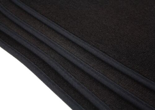 Tappetini Tessuto adatto per AUDI a4 8e b6 b7 Tappeto Premium Qualità velluto tappetini